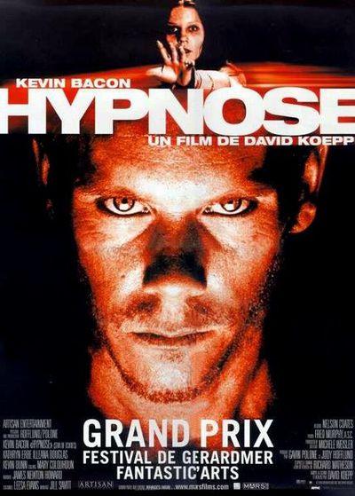 Hypnose Affiche du Blog de L Esprit Paranormal Spider392