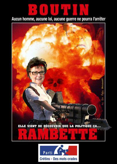Boutin Rambette