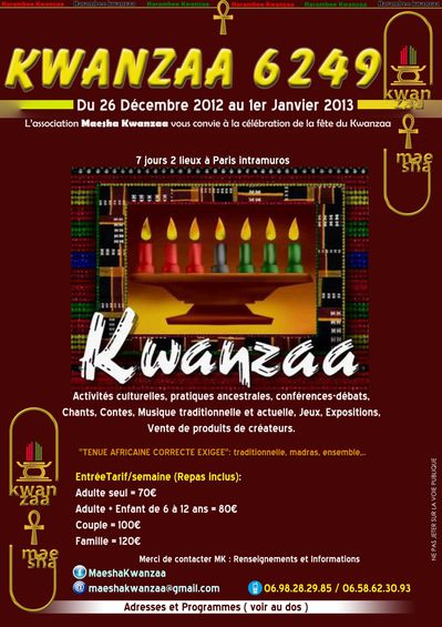 FLYER KWANZAA 6249 RECTO
