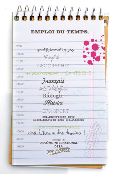 EMPLOI-DU-TEMPS