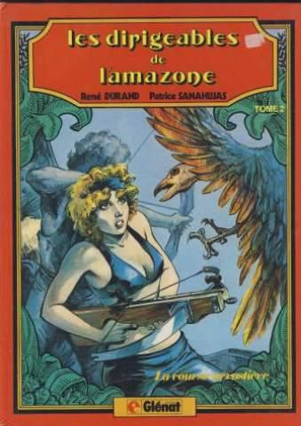 dirigeables amazone tome 2
