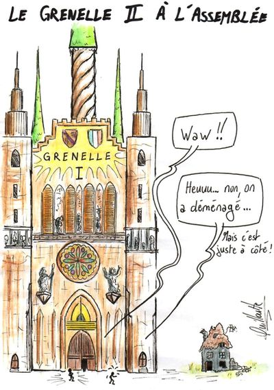 329 - grenelle cathédrale