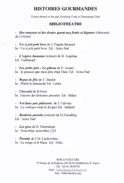 liste gouter-lecture