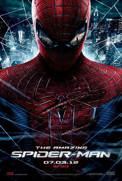 The Amazing Spider-Man New Poster 01