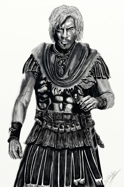 Spartacus - War of the Damned - Caesar (Copier)