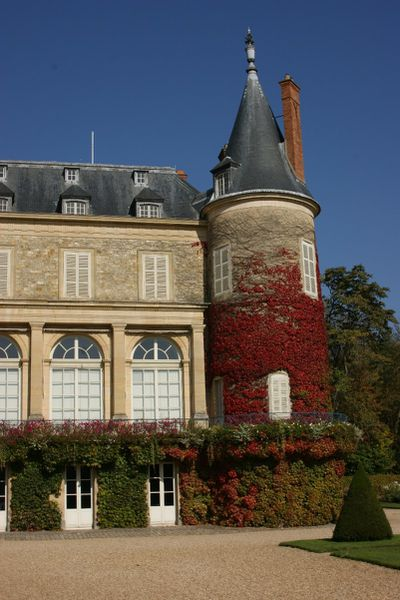 Chateau rambouillet (1)