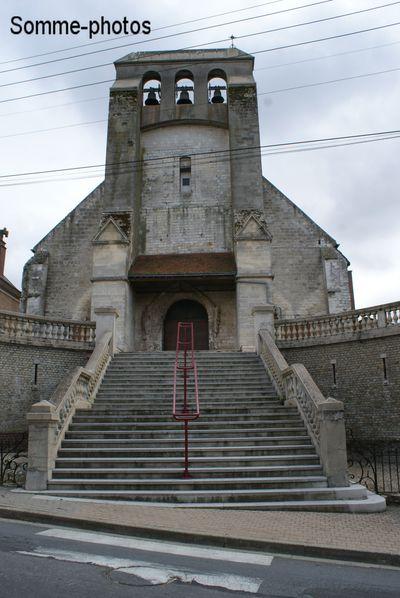 église de Flixecourt