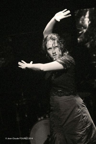 danseuse flamenca