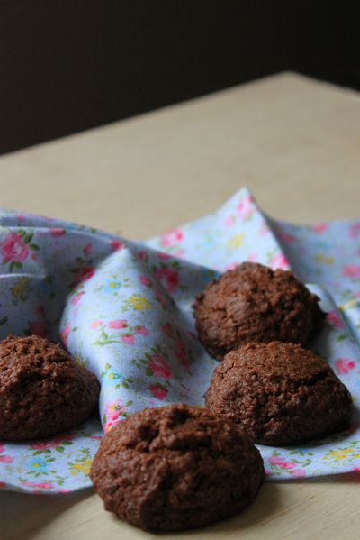 cookies coco choco sans beurre sans oeuf