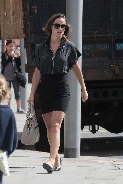 Pippa Middleton grosse en vrai !
