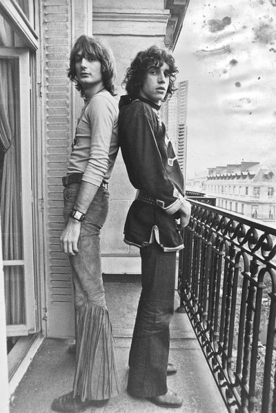 1969 Hair Julien et Zac