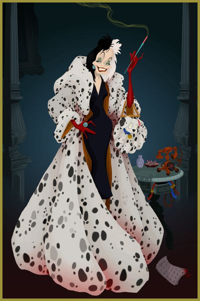 Disney-Villain-Cruela-winning-by-Justine-Turrentine