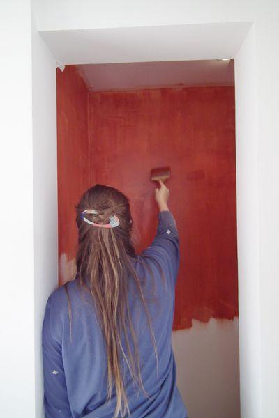 peinture wc