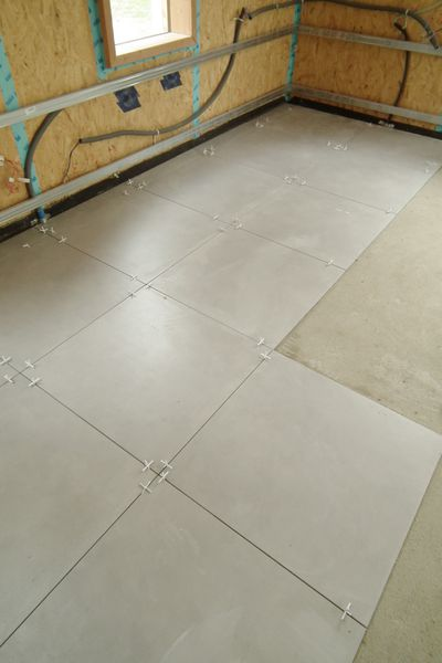 pose carreaux 60x60