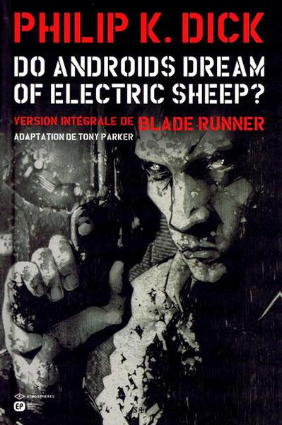 do androids dream of electric sheep comics ep