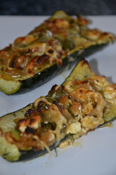 courgettes farcies menthe 2