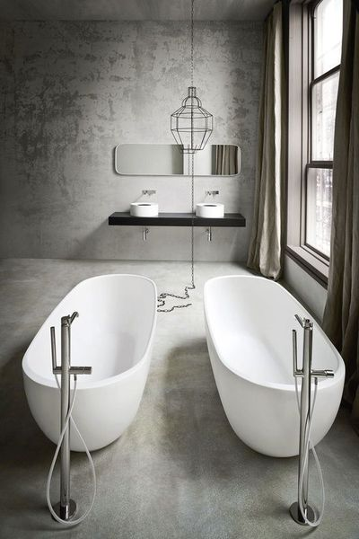 Awesome Idee Salle De Bain Originale Contemporary - Amazing House ...