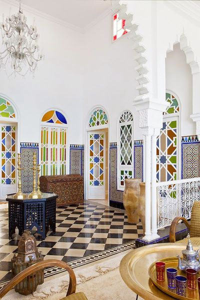 A PART CA - Une maison au Maroc 3