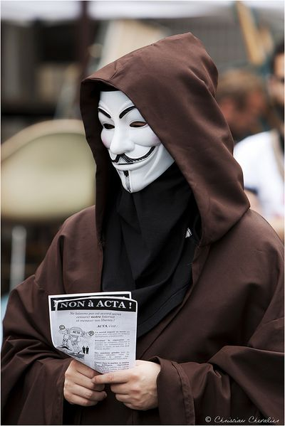 Anonymous wars
