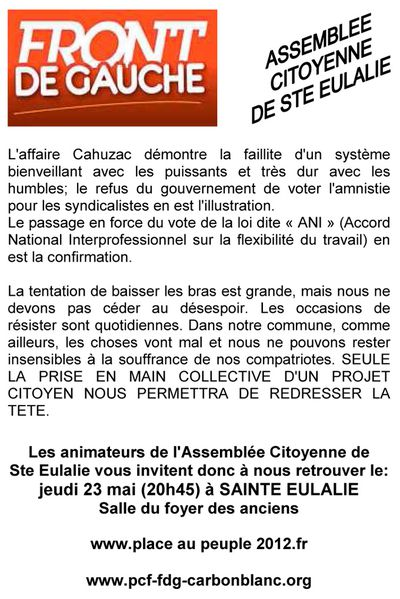 tract mai 2013 ste eulalie