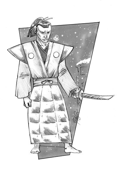 winter samurai