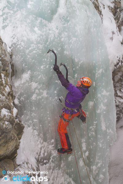 Arrampicata Cascate ghiaccio GM-13-8051
