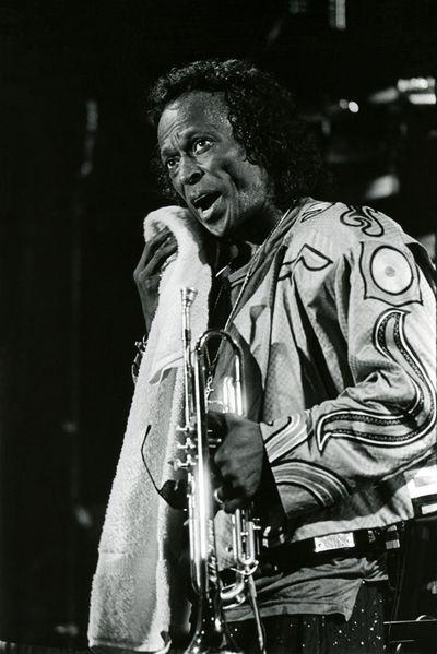 1987 Miles Davis festivalAndernos