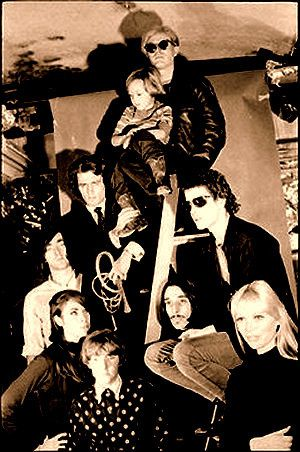 Lou Reed, Andy Warhol-Ari Boulogne