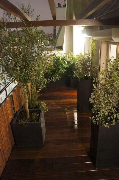 Petite terrasse 3 - S. Doumayrou