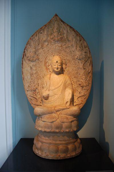 Bouddha Dynastie Qi (3)