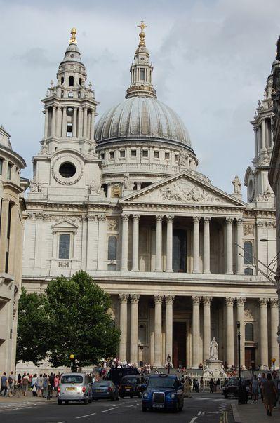 Londres cathédrale saint paul (4)