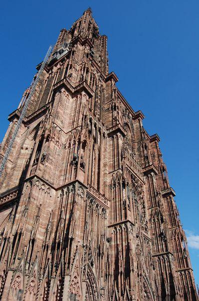 Strasbourg la cathedrale (5)