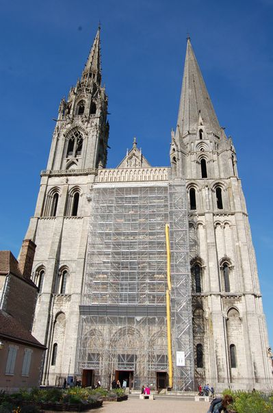 cathedrale de chartres (2)
