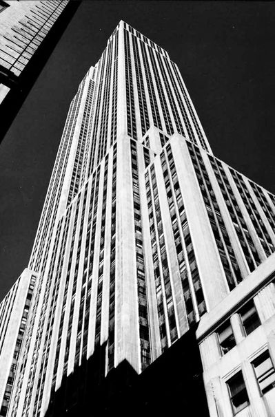 New York Empire State bulding 2