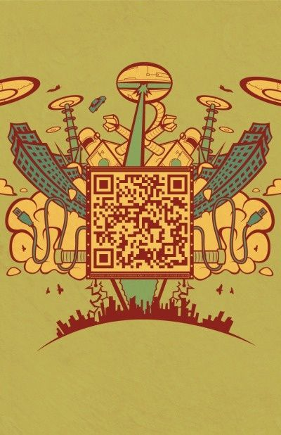 the-cloud-poster-qr-code