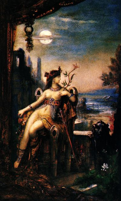 Gustave Moreau Cleopatre
