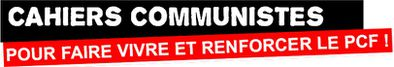 logo cahiers communistes