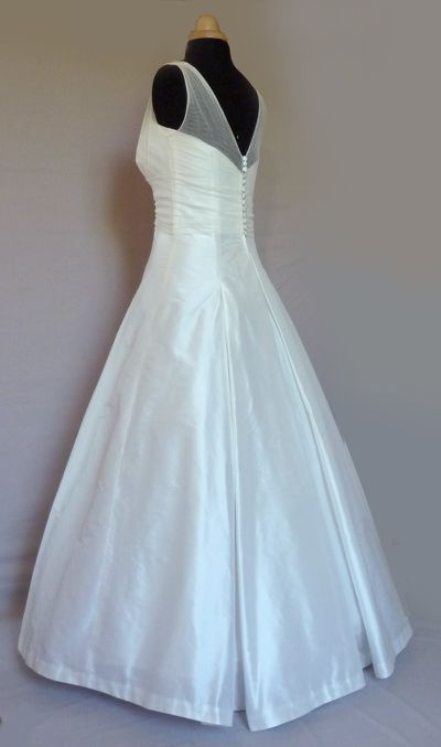 robe mariée Dorthée P.5