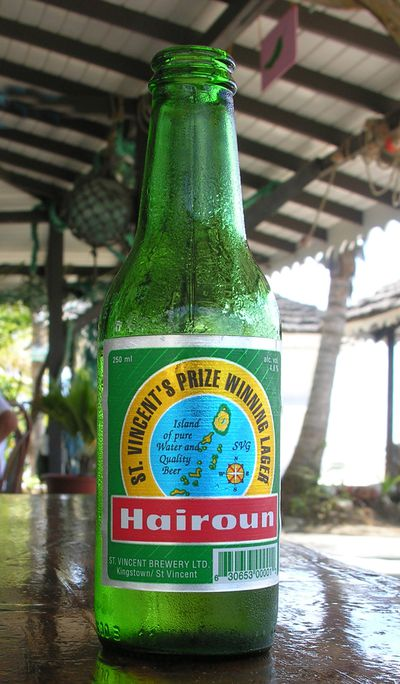 Bierre Hairoun Grenadines copie