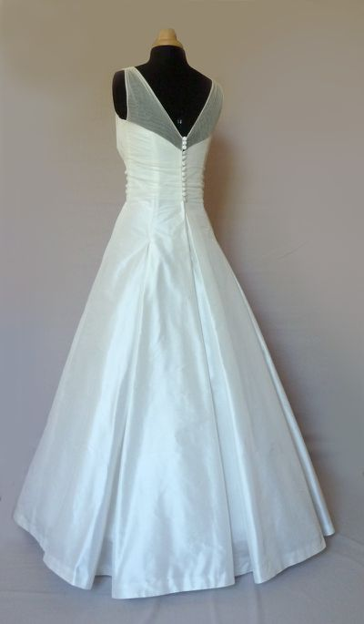 robe mariée Dorthée P.6