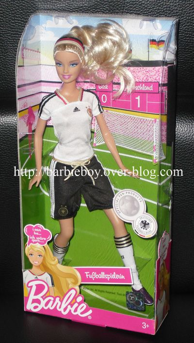 I Can Be Soccer Player