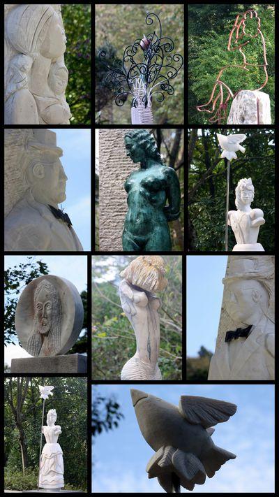 SINTRA sculptures