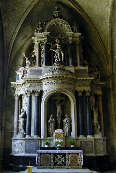 1148 La chapelle de Saint-Léonfort, Église Notre-Dame-de-