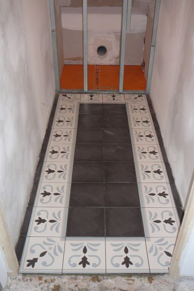 Nettoyage carrelage wc maison nanous for Carrelage du midi