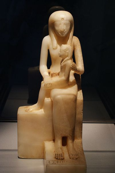WLA_brooklynmuseum_Statuette_of_Queen_Ankhnes-meryre_II_and.jpg
