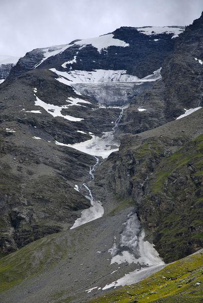 glacier plattes des chamois