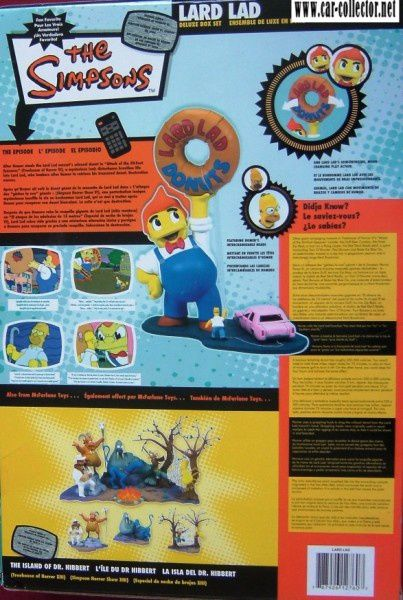homer the simpsons lard lad donuts mc farlane toys-copie-2