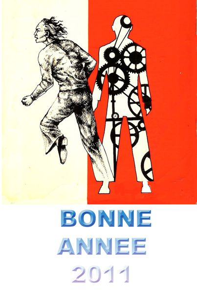 BONNE ANNEE 2