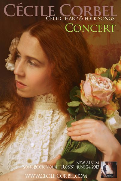 concert poster cecile corbel preview 3