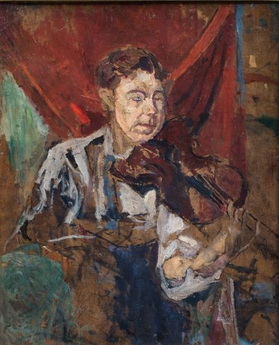 Isaac Dobrinsky violoniste